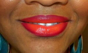 Bright and Bold Coral Lip