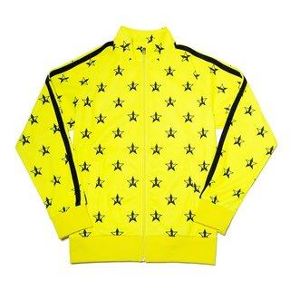Hot Yellow Track Jacket X-Large