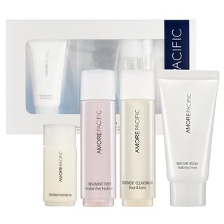 AmorePacific Moisture Bound Introductory Collection Vitalizing Essentials for Normal to Dry Skin