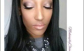 Fall Makeup: Rose Gold Heaven