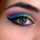 Rainbow Cut Crease