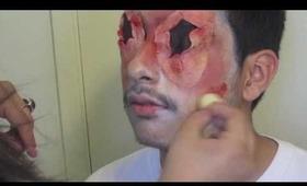Halloween: Burn Face