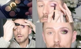 60 SECOND DRUGSTORE  SMOKEY EYE TECHNIQUE!