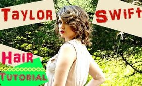 Taylor Swift Wildest Dreams Hairstyle Tutorial COLLAB