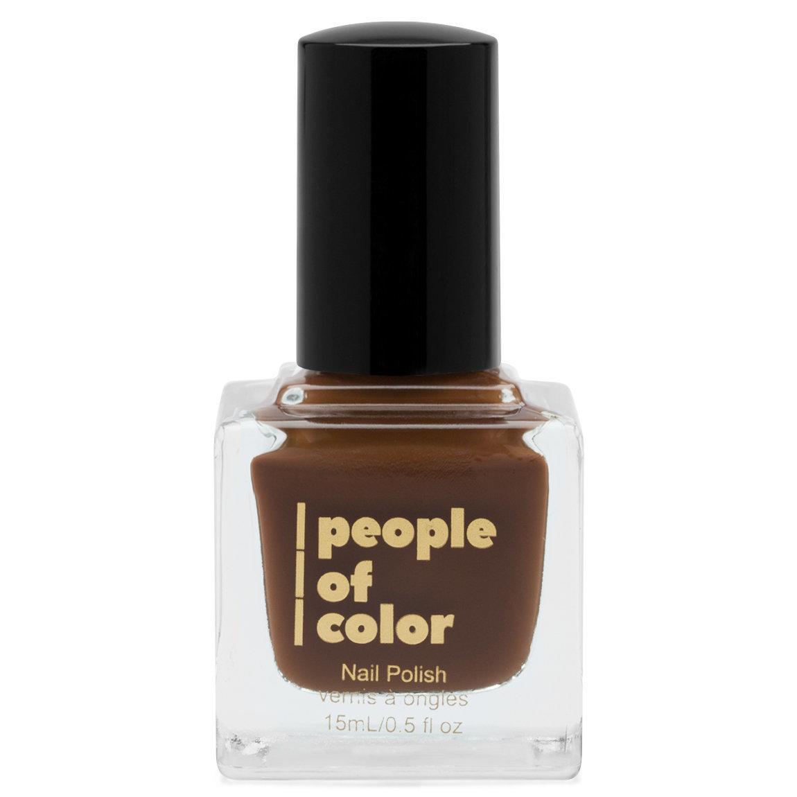 People of Color Beauty Nail Polish Brown Sugar Babe alternative view 1.