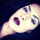 """Kat Von D """"Homegirl"""" lipstick"""