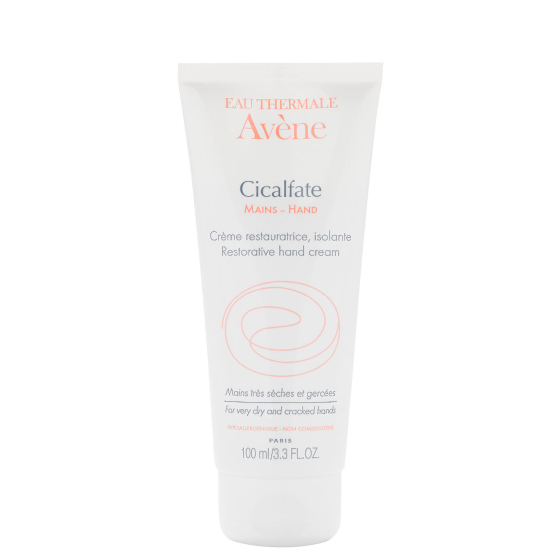Eau Thermale Avène Cicalfate Hand Restorative Hand Cream product swatch.