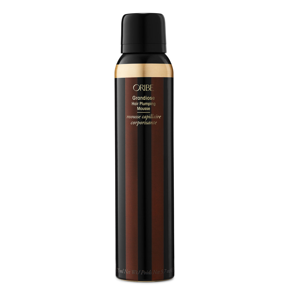 Oribe Grandiose Hair Plumping Mousse 5.7 oz product swatch.