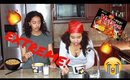 EXTREME SPICY RAMEN CHALLENGE 🔥: GONE WRONG!