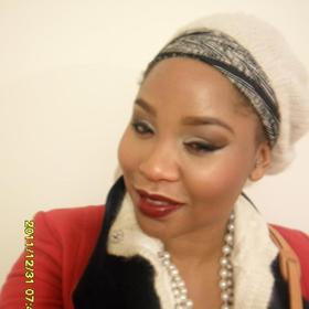 New Year's Eve Subtlety 2012- #TREND Winged Liner+Metallic Eyes+Burgandy Lips