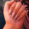 Nudie nails