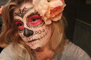 Sugar Skull x2.