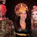 Irish Military, Fire Fighter, Doll