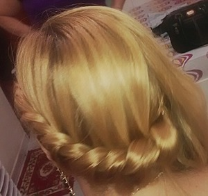 Hairstyle by me