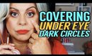 How to Cover Dark Circles Under Eyes | Over 40