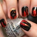 The Hunger Games: Katniss Fire Nails