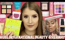 HUGE BEAUTY GIVEAWAY 2019! MAKEUP, SKINCARE & MORE! OPEN INTERNATIONALLY!