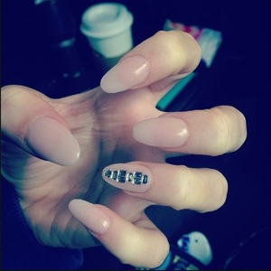 Just got my nails done!