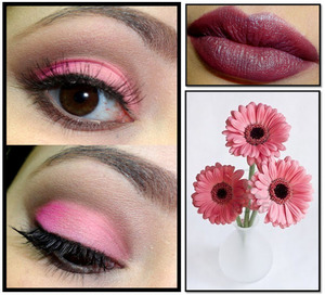 Check out my blog post: http://rachelshuchat.blogspot.ca/2012/05/mothers-day-makeup-look-and-tutorial.html