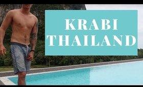 Ao Nang Night Market - Krabi - Thailand Vlog Days 1-2