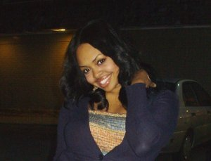 Sew-in same hair and check out my make-up products!!!