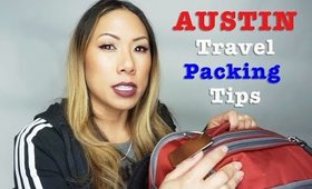Austin Packing Tips - Carry Only for Weekend Girls Trip