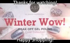 Clearance Alert! A.S.P. Winter Wow Collection @ Sally Beauty