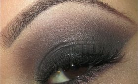 Tutorial: Sultry Eyes Makeup