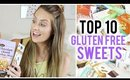 Top 10 Gluten Free Sweets | vlogwithkendra