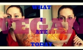 What I Ate Today | Vegan + Chit Chat
