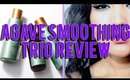 Agave Healing Oil Smoothing Trio Review