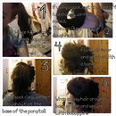 Sock bun pictorial!