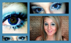 ❅Glamorous Frosty Winter Eyes❄  http://www.youtube.com/watch?v=56VmOp6BXIM