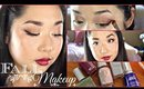 Fall Makeup Tutorial | Warm Harvest, Full Coverage