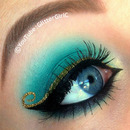 Princess Jasmine inspired