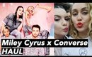 Miley Cyrus x Converse Unboxing | Olivia Frescura