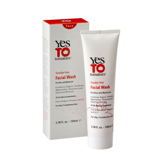 Yes to Carrots Facial Wash
