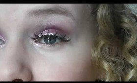 The Hunger Games series: District 1 makeup tutorial