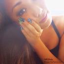 Jordie abstract nails