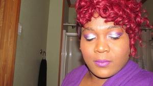 sugar pill eye shadows mac makeup /highlighter/primer heroin lipstick