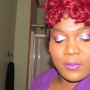 Purple Glam (Birthday Hues)