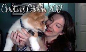 Christmas Goodies 2012
