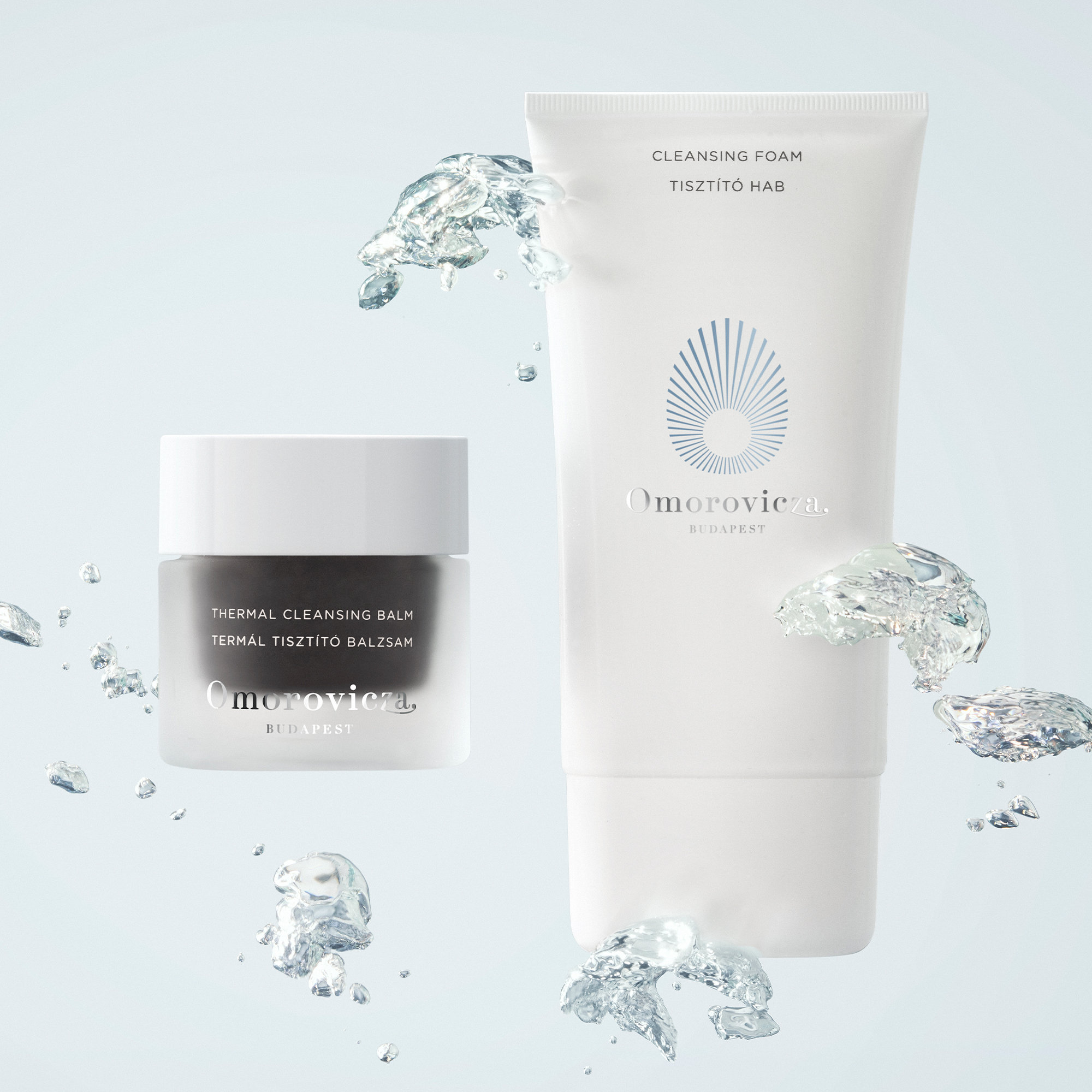 Omorovicza Cleansers