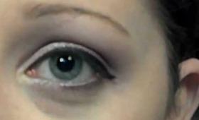 Shimmery Purple Everyday Eye Turtorial