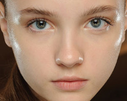 Damir Doma Makeup, Paris Fashion Week S/S 2012