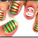 The Santa & Elves Nail