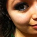 Smokey black eye