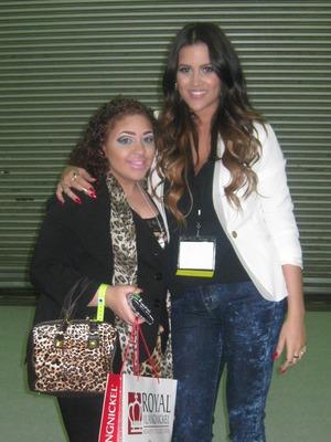 Nicole Guerriero  & I <3