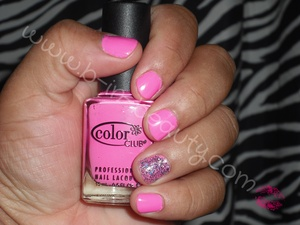 Color Club - Peppermint Twist and Sally Henson - Twinkle Twinkle