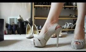 Cheap Finds: Nude Pumps ♥